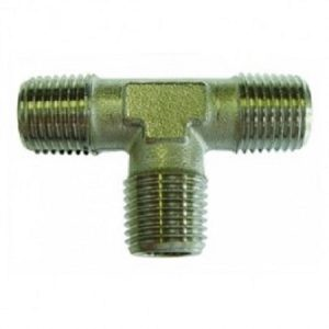 Equal Tee Connector M/M/M-0