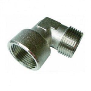 Elbow Adaptor M/F-0