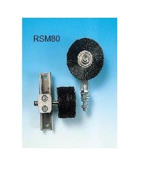 """1/8""""BSP Rotary Brush - Steel & Nylon-0"""