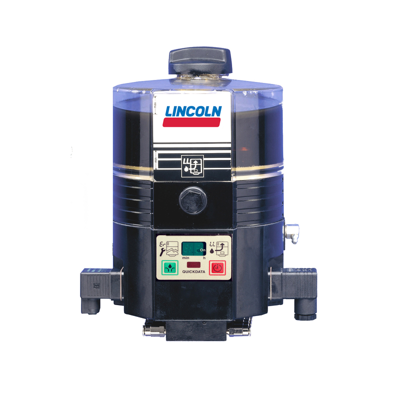 Lincoln Oil Pumps