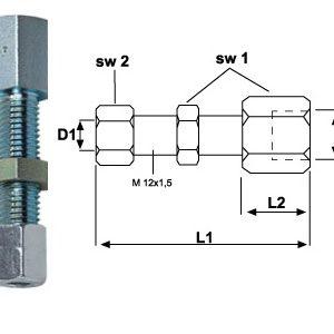 Steel Battery Plate Adaptor-0