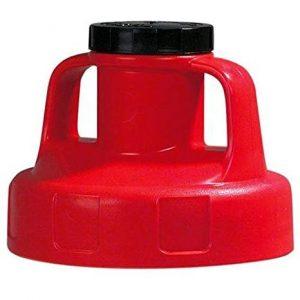 Oil Safe Red Utility Lid-0