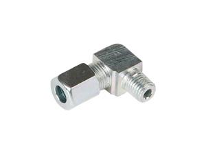 """ECM4-LLR1/8 - 4mmOD x 1/8""""BSPT-0"""