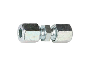 SC4-LLC 4mmOD Equal Steel Coupling - LL Series-0